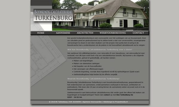 Calculatiebureau Turkenburg
