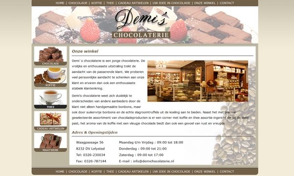 Demi's Chocolaterie