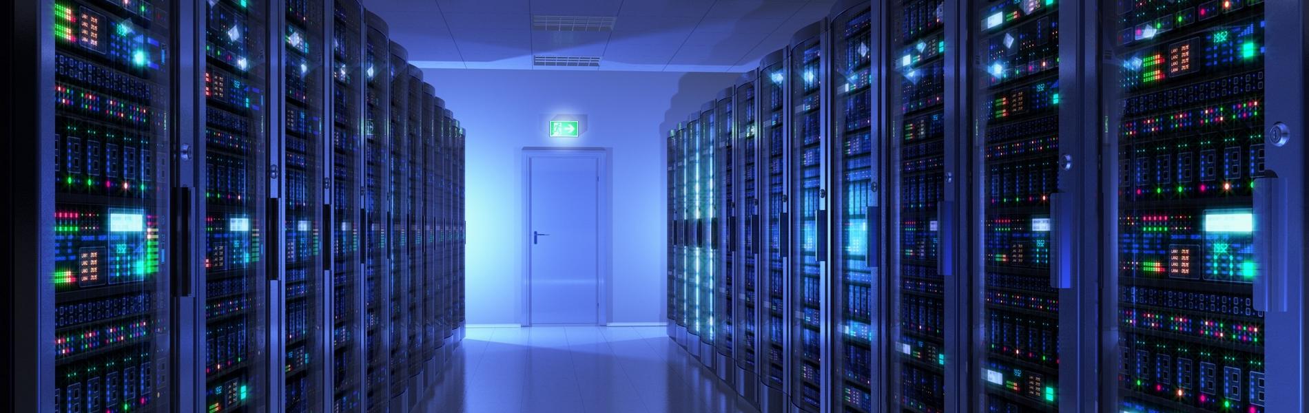 Razendsnelle en betrouwbare hosting